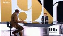 Jeremy Ferrari confie à Laurent Delahousse qu'il a quitté toutes les émissions qui ont voulu le censurer - Regardez