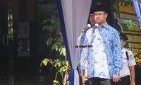 Gubernur Anies Baswedan Pimpin Upacara Sumpah Pemuda