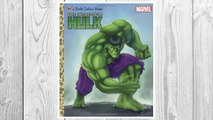 Download PDF The Incredible Hulk (Marvel: Incredible Hulk) (Little Golden Book) FREE