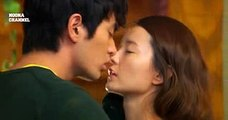 Top Korean Drama Kiss Scenes  Romantic Drama Kiss Collection