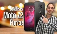 5 Razones para comprar Moto z2 Force