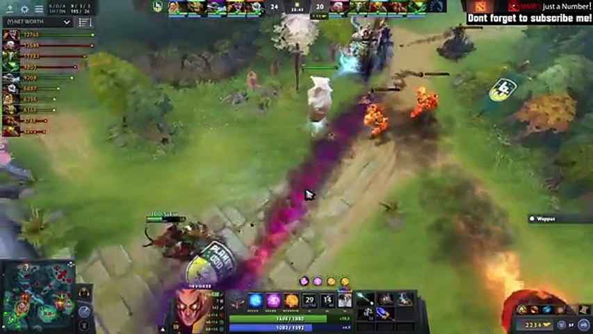 26.Dota 2 LIVE - Team Liquid(Miracle) vs Planet ODD -- Grand FinaL -- Best of 5 -- Dota 2 Tournament_clip66 | Godialy.com