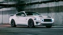 VÍDEO: ¡Vamos en serio! Aquí tienes al Ford Mustang RTR 2018