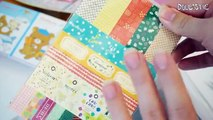Double The Kawaii!! Q-bags Unboxing San-X Rilakkuma and Planner Themes | Monthly Subscription Boxes