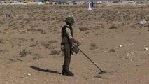 Egypte: les sables d'El Alamein minés 75 ans après la guerre