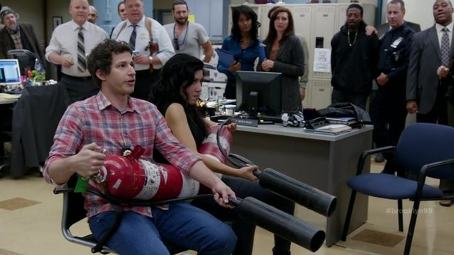Brooklyn Nine-Nine [Season 5 Episode 6] // **New++Premiere** Streaming!!
