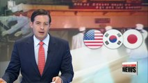 JCS chiefs of S. Korea, U.S., Japan urge N. Korea  to cease provocations