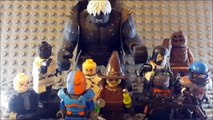 Lego DC villains/ Лего злoдеи DC - обзор на кастом .