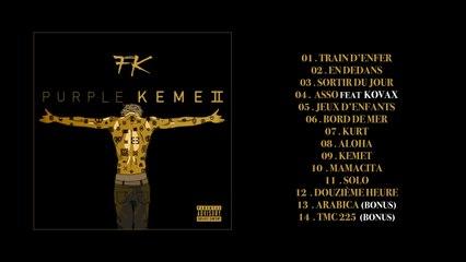 FK - Purple Kemet 2 (Album complet)