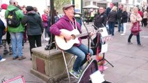 amazing street muzician 3