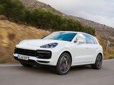 1er essai Porsche Cayenne Turbo 2017
