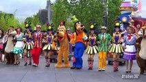 [4K] Shanghai Disneyland Parade - Mickeys Storybook Express Parade