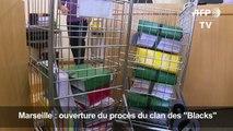 Procès de trafic de stupéfiants dans une cité de Marseille