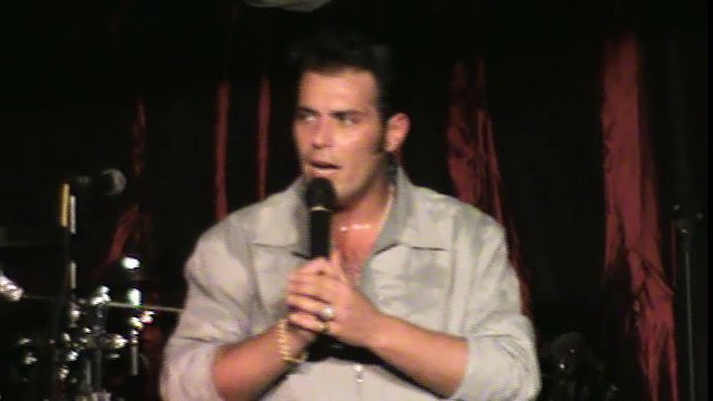 Franz Goovaerts sings 'Don't Cry Daddy' Dad's Place 2011