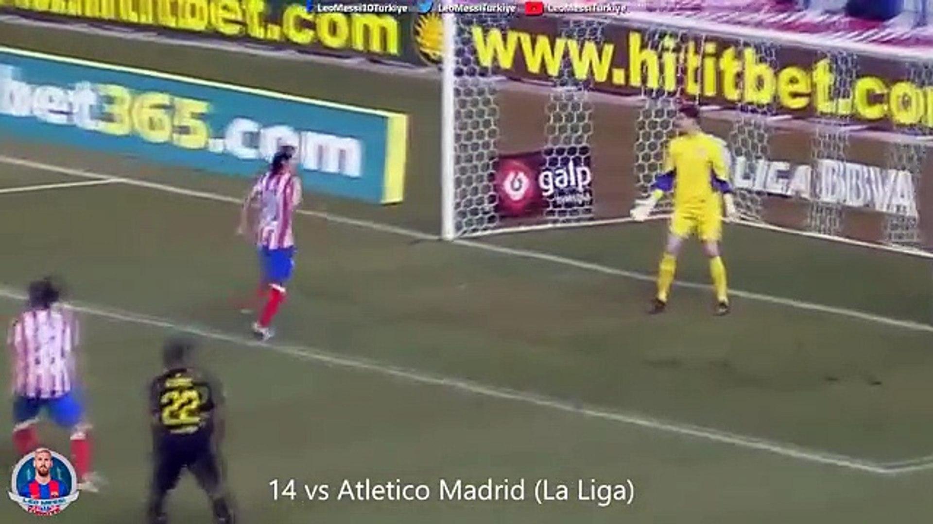 Lionel Messi - Bir Yılda 91 Gol (new) - Guinness Dünya Rekoru • HD