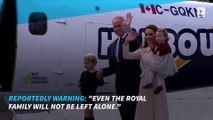 ISIS supporters threaten to target Prince George