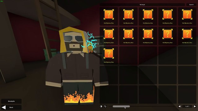 Unturned Mystery Box Opening | Super Rare Maplestrike! | 15x Hot Mystery Boxes