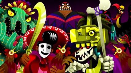 Guacamelee! 2 – Announce Trailer   PS4
