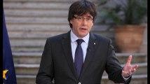 Catalogne : Carles Puigdemont a quitté Barcelone pour Bruxelles