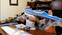 Tower Hobbies Millennium Master Unboxing & Build Impressions - Brushless RC Plane - TheRcSaylors