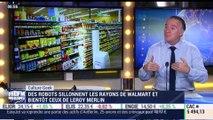Frédéric Simottel: Des robots sillonnent les rayons des grands magasins - 30/10