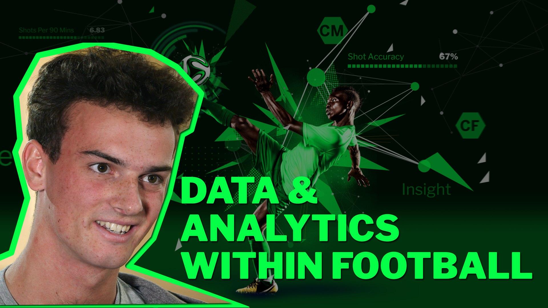 Data & Analytics Within Football ft  James Tippett | Science of Football