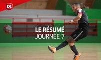 D1 Futsal, Journée 7 : tous les buts I FFF