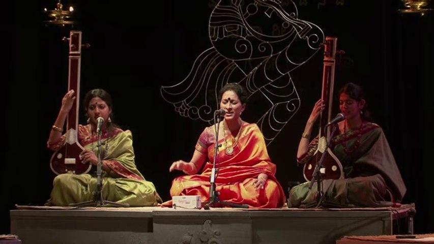 Bombay Jayashri.. Thillana in Sindhi Bhairavi