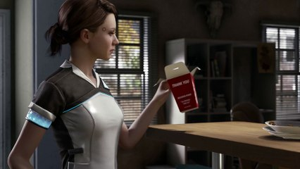 Detroit  Become Human - PGW 2017 Gameplay Trailer   PS4