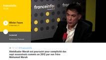 """""""Je ne souhaite pas que [François Hollande] se transforme en DRH du Parti socialiste"""" affirme Olivier Faure"""