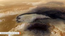 Some UFO Hunters Think This NASA Image Shows A Wrecked Alien Spaceship On Mars
