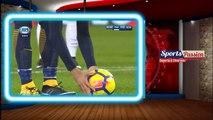 Gol de Giampaolo Pazzini Hellas Verona vs Inter 1-1 - Serie A 31.10.2017