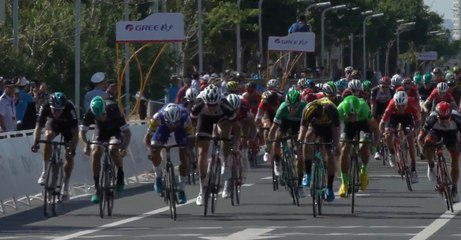 Tour of Guangxi Stage One Highlight Video