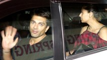 SPOTTED Bipasha Basu and Karan Singh Grover Spend Time Together