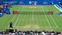 BNP Paribas Shot of the Day - Aegon Championships - Saturday 24 June 2017-9BnH2PvBOhE