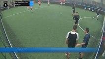 Faute de Yoann - Les Charettes du Catrin Vs AS Rhum - 30/10/17 21:00 - Bezons (LeFive) Soccer Park