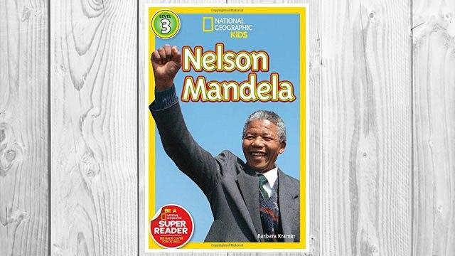 Download PDF National Geographic Readers: Nelson Mandela (Readers Bios) FREE