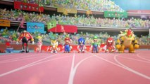 Mario and Sonic at the Beijing 2008 Olympic Games Track Events Mario and Luigi Part 1 DarkLightBros