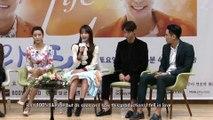 [Showbiz Korea] Youn Jung-Hoon(연정훈),Jung Yu-Mi(정유미) Interview