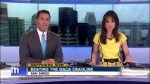 San Diego immigration advocates helping Dreamers beat DACA deadline-vX7UIbq5UvA