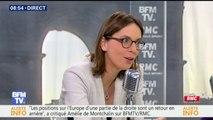 """Montchalin: """"Notre indicateur de succès n'est pas les gens dans la rue, mais le pouvoir d'achat des Français dans un an"""""""