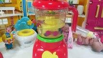 baby doll & SpiderMan Pororo Ambulance hospital play toys 콩순이 의사 아기인형 병원놀이 스파이더맨 뽀로로 장난감