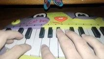 Stranger Things joué au piano à chats !! Miaou miaouuuu miaou