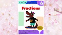 Download PDF Grade 6 Fractions (Kumon Math Workbooks) FREE