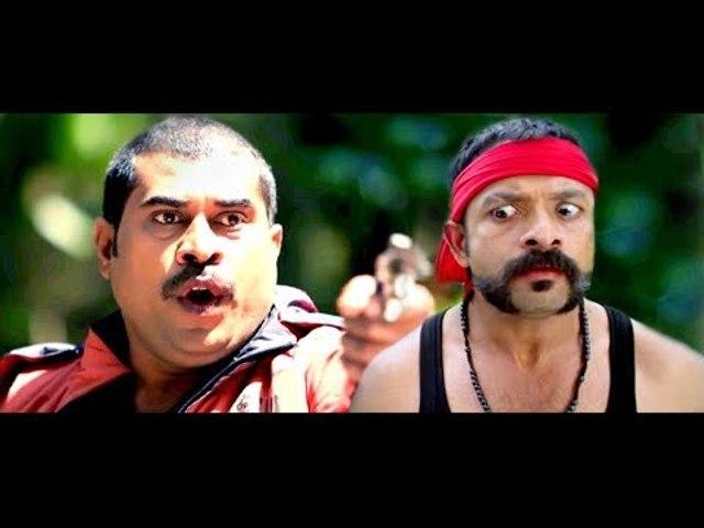 ഉണ്ടയില്ലാത്ത തോക്കുകൊണ്ടാണോ വെടിവെക്കാൻ നടക്കുന്നെ..!!   Malayalam Comedy   Super Hit Comedy Scenes
