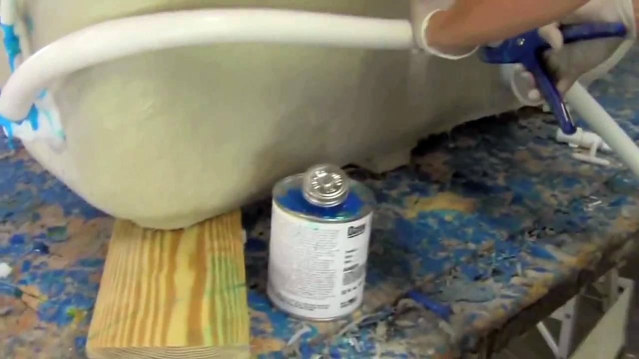 Whirlpool bath plumbing tutorial