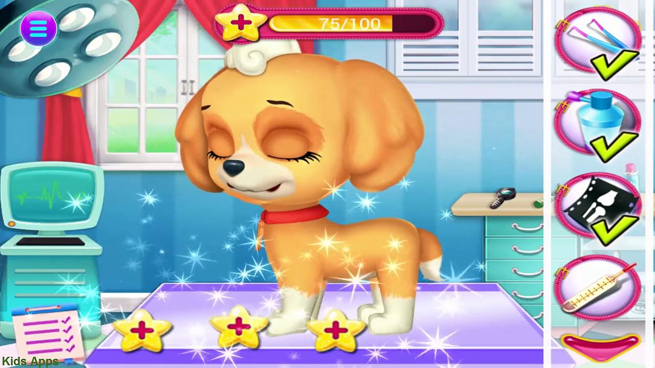 My Cute Little Pet | Kids Learn to Care Cute Little Puppy