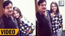 Shatrughan Sinha Says KHAMOSH To Spoilers For Ittefaq | Sidharth Malhotra Sonakshi Sinha