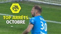 Top arrêts Ligue 1 Conforama - Octobre (saison 2017/2018)