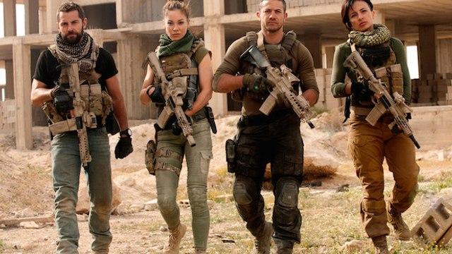 TV SERIES''Strike Back Season 6 Episode 1'' WATCH ONLINE